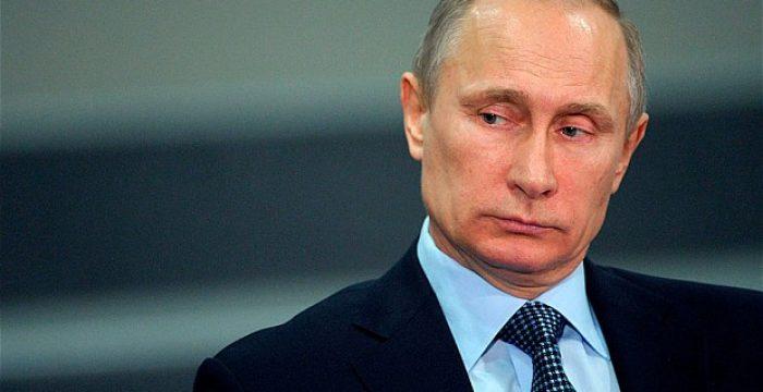 Putin, o lobo mau de sempre