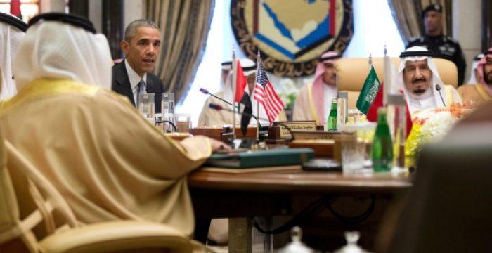 A Arábia Saudita ameaça quebrar os EUA