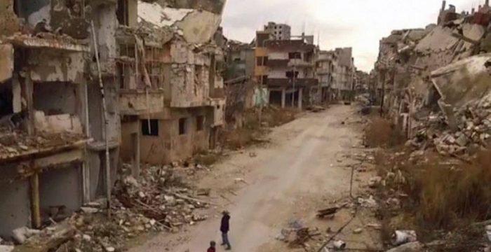 Na Síria, uma saída política bastante incerta