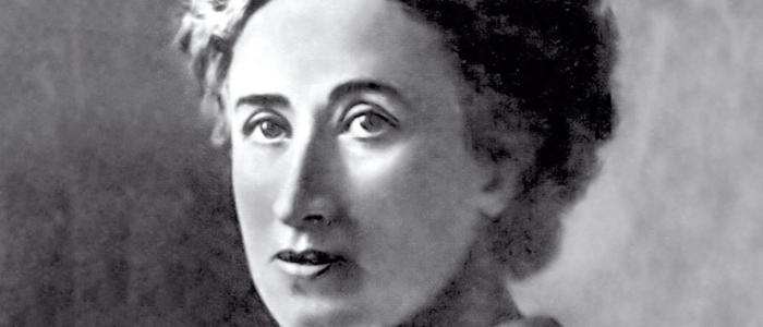 Michael Löwy: O pensamento de Rosa Luxemburgo