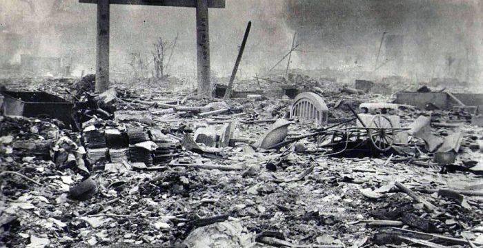 Hiroshima e Nagasaki: por que?