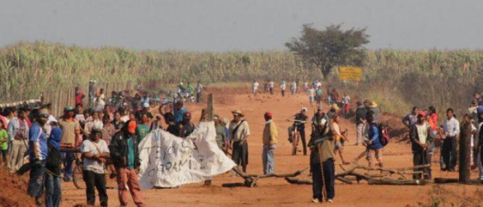 O Governo Temer, os ruralistas e a resistência dos indígenas