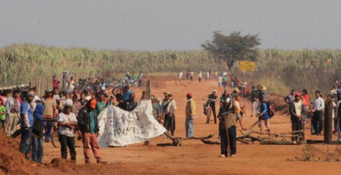 Em terra de índio, a mineração bate à porta