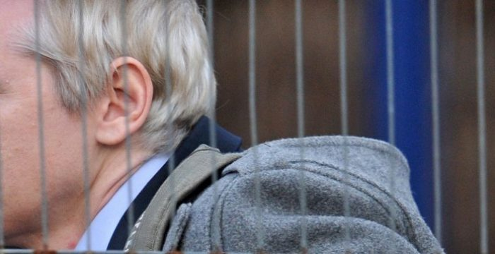 Liberdade para Julian Assange