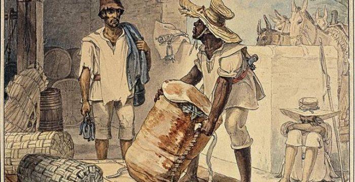 A escravidão entre dois liberalismos