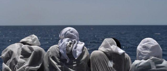 A semana em que o Mediterrâneo engoliu mil pessoas