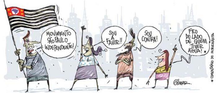 O separatismo paulista ou virei estrangeiro no meu próprio país