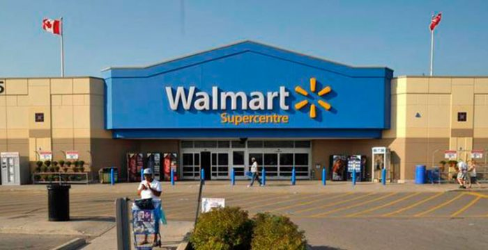 Estados Unidos. Antiga loja do Walmart virou prisão para crianças migrantes