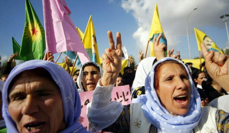 """Projeto curdo: """"Todos devem ter acesso à democracia"""""""