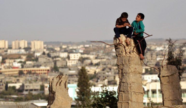 Gaza começa a sair do sufoco