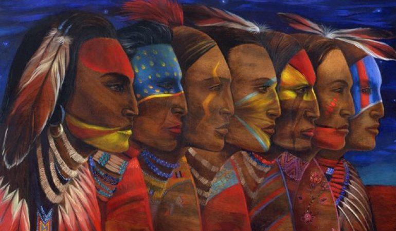 Antes da chegada dos cristãos europeus, nativos norte-americanos reconheciam 5 gêneros