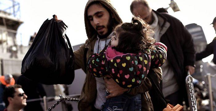 Deslocados por conflitos no mundo superam 65 milhões ao fim de 2015