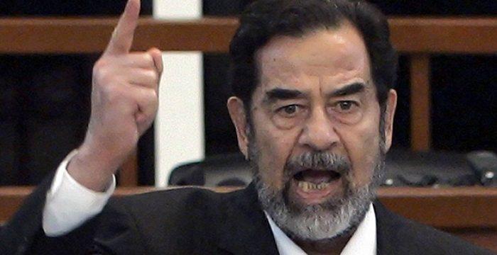Até que Saddam não era tão ruim