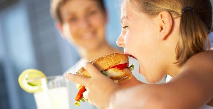 Controle do apetite