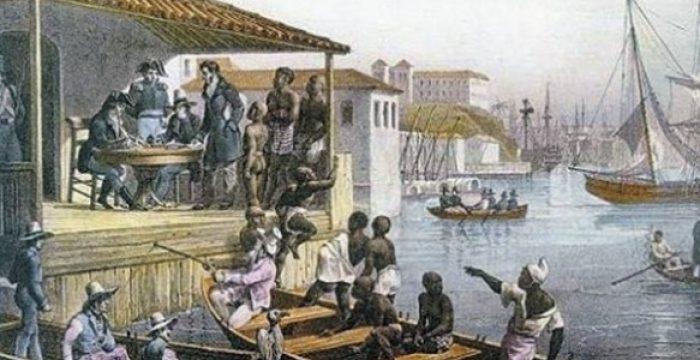O Porto Maravilha é negro: debaixo da atração, há milhares de ossos de escravos