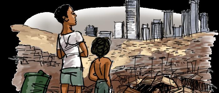 Brasil, o paraíso dos ricos