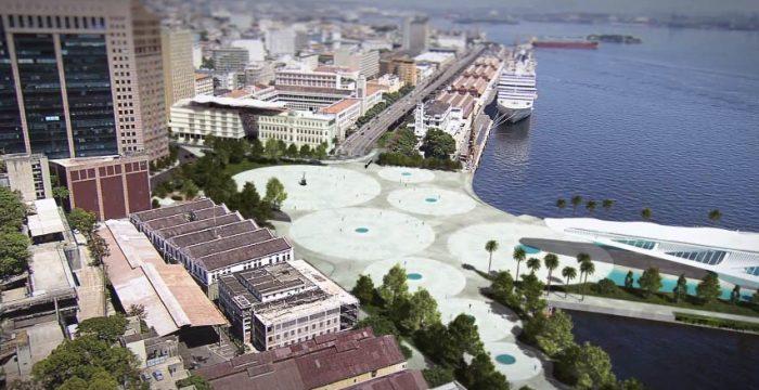 Cidades: assim se privatizou o Porto Maravilha