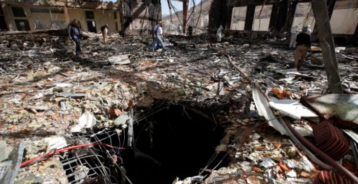 A guerra esquecida do Médio Oriente, cada vez mais longe da paz