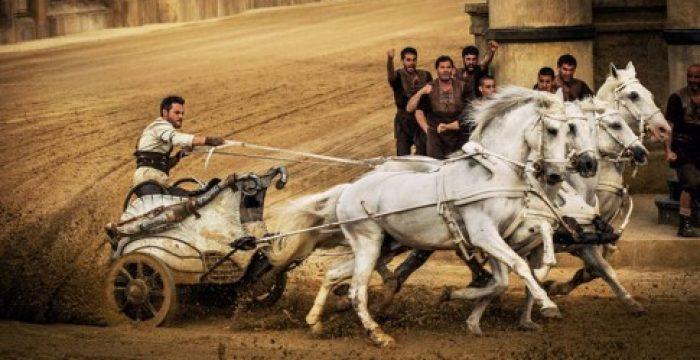 Ben-Hur e a grandeza perdida de Hollywood
