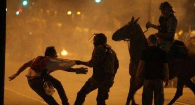OEA: PM facilita ou reprime protestos conforme a ideologia de manifestantes