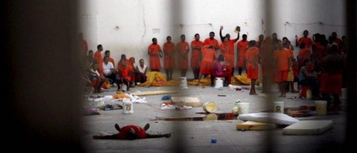 Em 5 anos, Brasil vai de 5º a líder da América do Sul em nº de presos por habitante