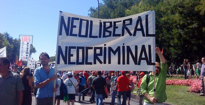 Neoliberalismo: genocídio de almas