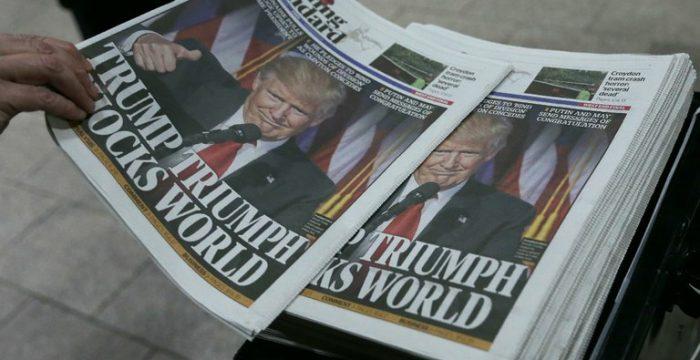 O que a vitória de Donald Trump pode ensinar à esquerda global