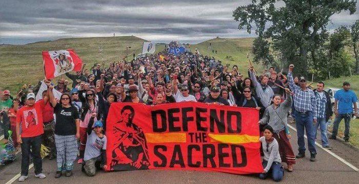 Standing Rock: a maior mobilização indígena nos Estados Unidos em mais de um século