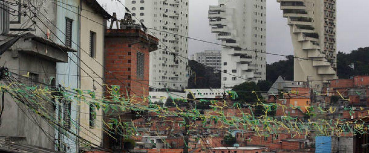 Desigualdade no Brasil é o dobro da oficial