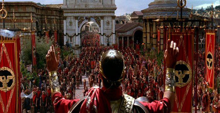 A vida em Roma antiga