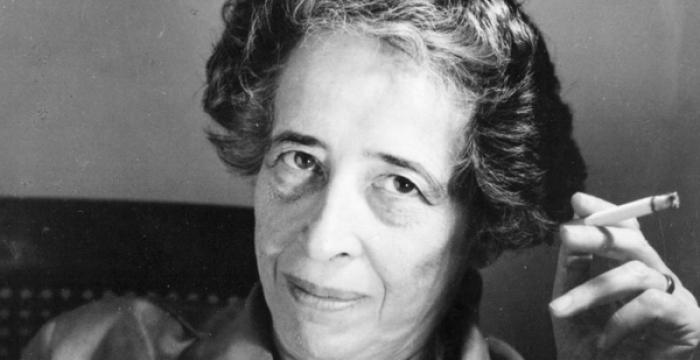 A permanência de Hannah Arendt