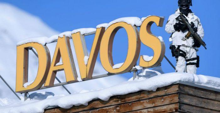 Em Davos, o consenso neoliberal fica de pernas para o ar