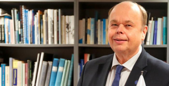 """""""Na Finlândia é mais difícil entrar no curso para professores do que em Direito ou Medicina"""""""