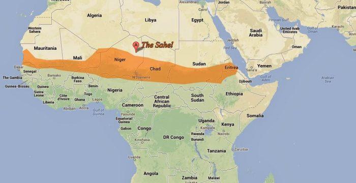"""""""O Sahel concentra todas as crises do mundo"""""""