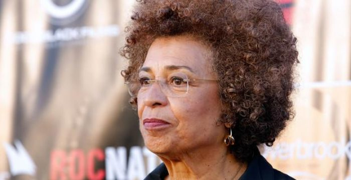 O Discurso de Angela Davis na Women's March