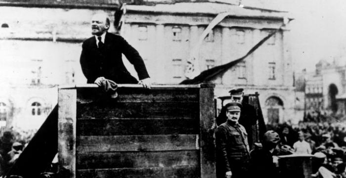 A audácia fez de 1917 um evento na história da humanidade