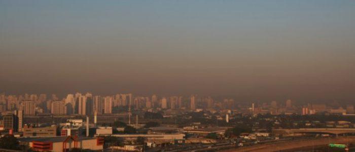 Estado de São Paulo concentra as cidades mais poluídas do país
