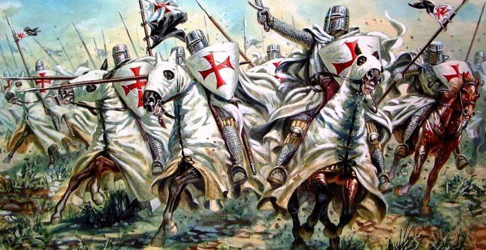 A incrível história de como cavaleiros templários 'inventaram' os bancos
