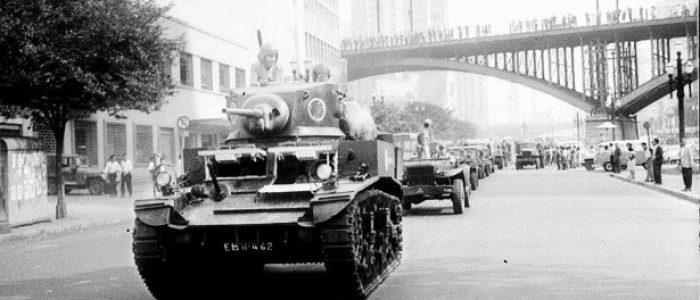 Relatos históricos apontam que caixa dois já abastecia o golpe militar de 1964