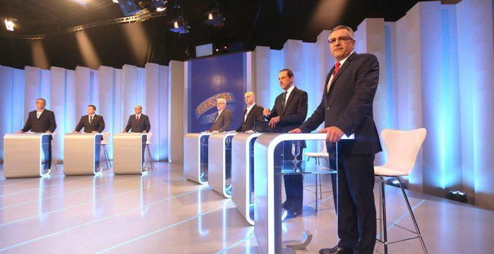 Quais dos possíveis candidatos à presidência poderão participar de debates eleitorais em 2018?