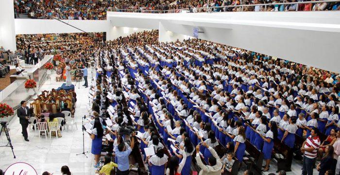 Brasil. A cada hora nasce uma nova organização religiosa