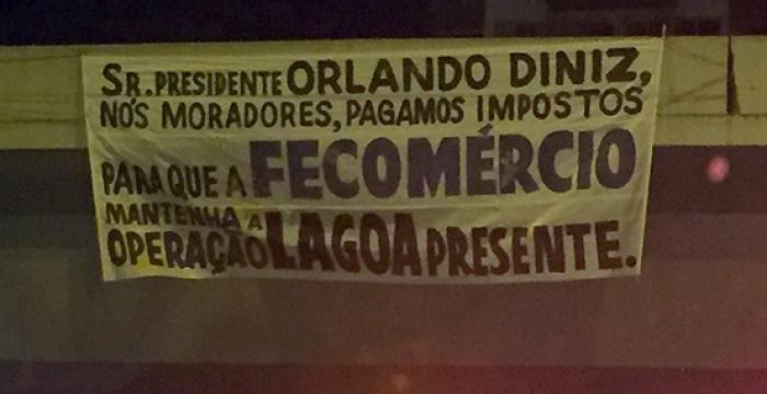 Zona sul do Rio crê que privatização da segurança vai salvá-la da violência