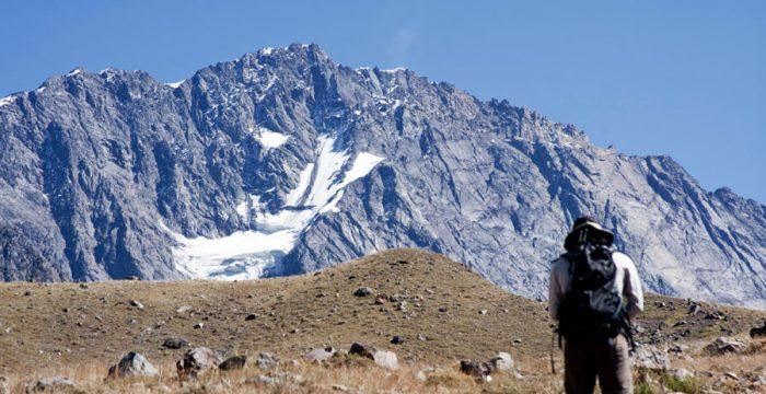 Sob a força dos Andes