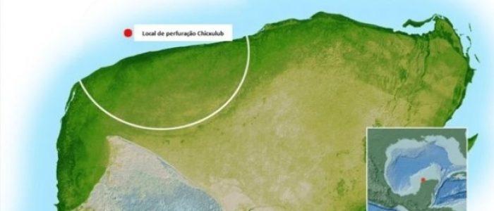 Asteroide que dizimou dinossauros 'não poderia ter caído em pior lugar'