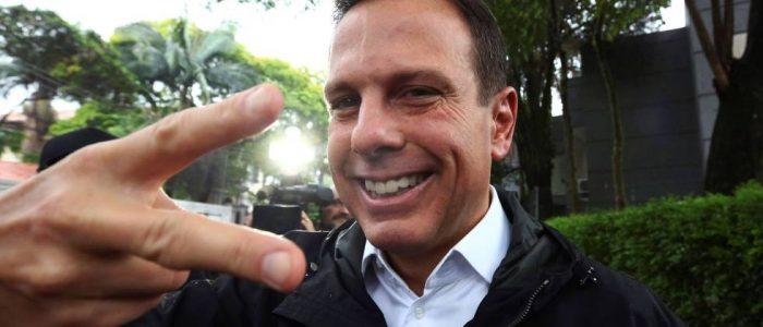 O perigoso narcisismo de João Dória