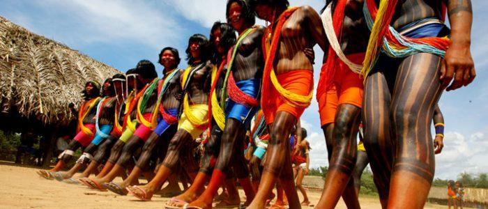 """O idioma """"brasileiro"""" e as raízes indígenas"""
