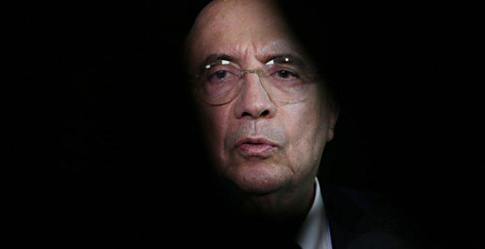 Meirelles, o presidente invisível