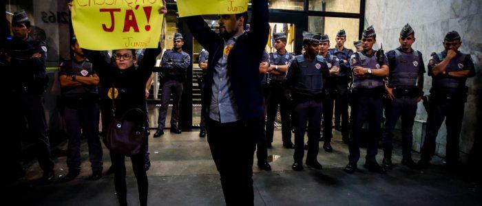 Com tantas notícias sobre corrupção, por que os grandes protestos sumiram das ruas?