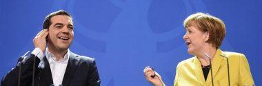 Alemanha lucrou 1,3 bilhão de euros com dívida grega desde 2009