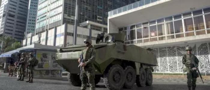 Militarização: as novas guerras nas ruas, as guerras paradigmáticas de sempre